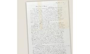 What will the winning bid for Albert Einstein's 'God Letter' be?